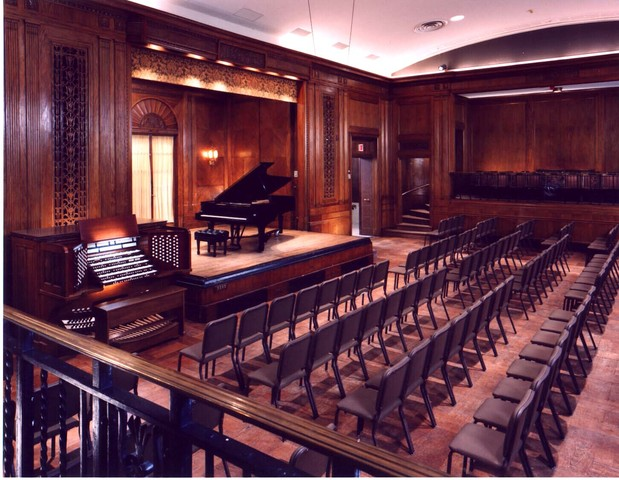 Curtis Institute of Music Recital Series